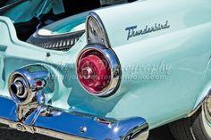 1955 #Ford #Thunderbird