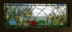 Art Glass Studio- Atlanta, GA   Stained glass from fused glass.  Would love to see this one in person.