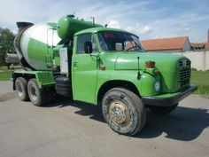 Types Of Concrete, Mixer Truck, Concrete Mixers, Cars And Motorcycles, Trucks, Buses, Construction, Classic, The World