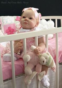 Chloe by Anne Timmerman - Online Store - City of Reborn Angels Supplier of Reborn Doll Kits and Supplies
