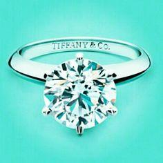 Tiffany jewelry - but smaller diamond + #BACKTOSCHOOL Tiffany Jewelry Sale http://www.tiffanycovipshop.com