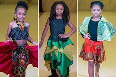 8-Year-Old Nyjha Lawrence Debuts Clothing Line At Fashion Week