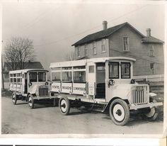 Crew transport vehicles! #tbt #ThrowbackThursday