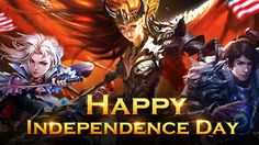 League of Angels II Celebrates Independence Day: Mid-summer Sale and More