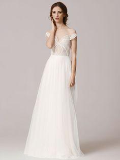 Anna Kara Brautkleider Kollektionen auf Deutschlands größter Brautkleider-Bildergalerie - hier findet Braut die schönsten Hochzeitskleider der Saison.