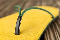 Putzschwamm Flip-Flops - Produktgestaltung - Herr Bürli