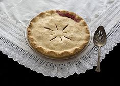 Growing Jane... Mock Cherry Pie   Recipe