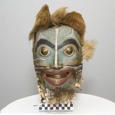 NW Coast Nation Mask