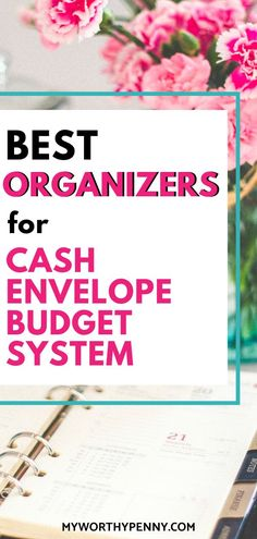 This is a list of the best cash organizer envelope budgeting system that will replace your old cash budgeting envelope budgeting. Budget Envelopes, Cash Envelopes, Budgeting System, Budgeting Tips, Financial Apps, Envelope Budget System, Budget Binder, Budgeting Worksheets, Ways To Save Money