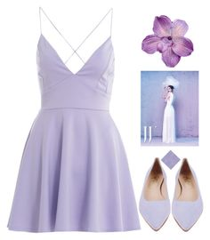 """""""Purple Palace"""" by blissbell ❤ liked on Polyvore"""