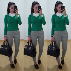 PhotoGrid_1463393286782 Blazer Outfits Casual, Casual Winter Outfits, Chic Outfits, Fall Outfits, Fashion Outfits, Cute Office Outfits, Pretty Outfits, Professional Outfits, Work Attire