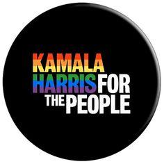 Kamala Harris For President T-Shirt Campaign Slogans, Rock The Vote, Kamala Harris, Rainbow Pride, Gay Pride, Lgbt, Lesbian, Presidents, Phones
