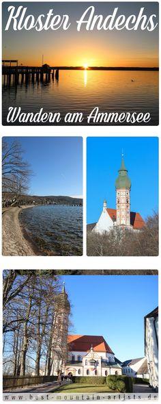 Wandern in München von Herrsching Ammersee zum Kloster Andechs