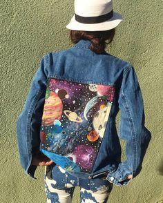 "253 Me gusta, 4 comentarios - Hello Stranger Jackets (@hellostrangerjacket) en Instagram: ""Ceketlerinizi size özel hale dönüştürüyoruz✖️HAND PAİNTED UNIQUE JACKETS"""