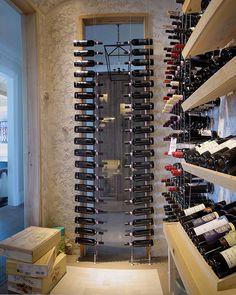 Wine Cellars & Coolers Ideas | Wine Racks & Systems | Wine Cellar Designs