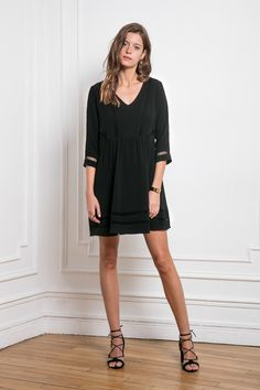 VOLTAIRE NOIR. Robes, jupes  chic