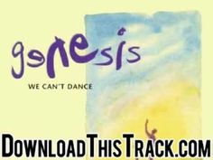genesis - No Son Of Mine - We Can't Dance - YouTube