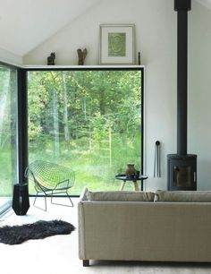 Moen Huset Remodelista Living Room WIndow