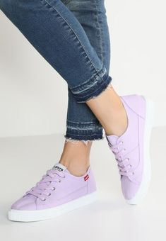 Lilac, Lady, Sneakers, Baskets, Shoes, Fashion, Woman Clothing, Swimsuit, Shoe