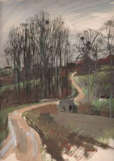 Route au petit pont - Beuville