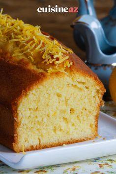 C'est facile de préparer un gâteau au citron au Thermomix ! #recette#cuisine#gateau #citron#patisserie #robot #robotculinaire #thermomix Banana Bread, Pasta, Desserts, Food, Tailgate Desserts, Deserts, Essen, Postres, Meals