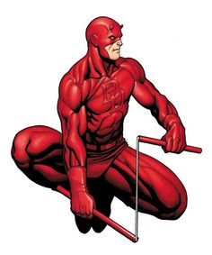 Daredevil - Hasbro Action Figure Package Art by Frank Cho
