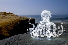 Darren Pearsons amazing Lightpaintings