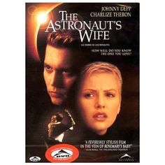 The Astronauts Wife (DVD, 2000) Jonnny Depp Charlize Theron Movie 794043490620 | eBay
