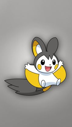 This is my favorite pokemon. Whatcha gonna do?
