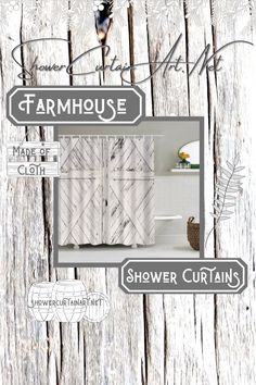 Bring a bit of country charm to your shower decor with our rustic fabric shower curtains! Whitewash Wood, Decor, Rustic Curtains, Bathroom Decor, Curtains, Shower Curtain, Rustic Fabric, Rustic Shower Curtains, African Shower Curtain