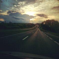 Long Road - SP304 - Brazil