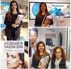 #lisyabeauty Beauty&Care 2016' da  Sektörün en büyük fuarında son yenililikleri sizin için takip ediyor ✌ #lisyabeautybebek — Lütfi Kırdar Kongre Merkezi / İstanbul'da.