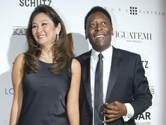 El exfutbolista Pelé se casará por tercera ocasión