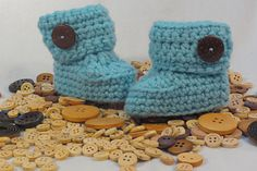 crochet boots - free ravelry download
