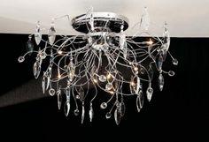 Lampadari E Plafoniere Tiffany : Fantastiche immagini su plafoniere transitional chandeliers