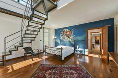 Suite in a Coutry House. Valentina Farassino Architetto