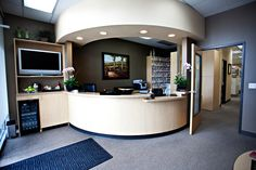 photos of dental reception areas | Dental Care - Our Team - Hillsboro, OR - Tanasbourne Dental ...