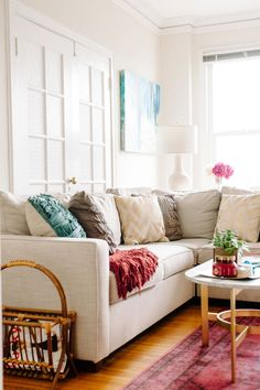 Jillian Bremer's San Francisco Home Tour #theeverygirl