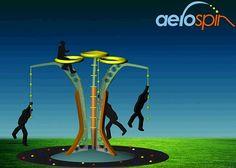aerospin carousel