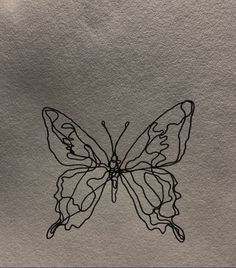 butterfly tattoo meaning . butterfly tattoo behind ear . butterfly tattoo on shoulder Dainty Tattoos, Mini Tattoos, Cute Tattoos, Small Tattoos, Tatoos, Pretty Tattoos, Delicate Feminine Tattoos, Word Tattoos On Arm, Number Tattoos