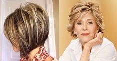 Kezdjük csinosan az újévet! 2018 fiatalító frizura divatja 40 év feletti hölgyeknek!