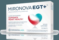 Heart health is so important.  Check out my post to see how MironovaEGT+ wants you to #DustTheRustOff! #ad