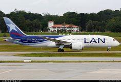 Photo of CC-BBJ Boeing 787-8 Dreamliner by La Roche Spotters
