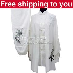 Customize Chinese Tai chi clothing taiji performance exercise clothes kungfu uniform embroidery for women men children boy girl    //    Price: $US $132.80 & FREE Shipping //     #body #healthylife #fitness #body #activity #bodycare