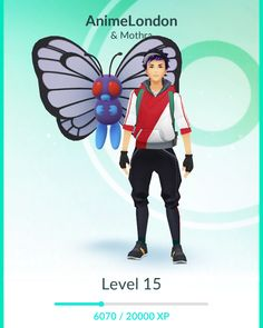 MY #pokemonGO buddy...