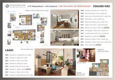 House and apartment interior design by ColorOnLine Interior Design