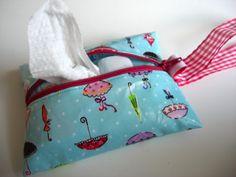 Tasche für Feuchttücher Ein Baby-Must-Have :)