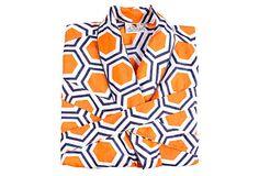 Roma Robe, Orange on OneKingsLane.com