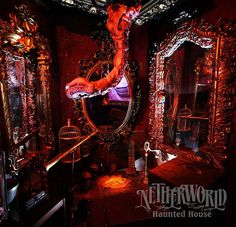 NETHERWORLD Mirror Room   Flickr - Photo Sharing!