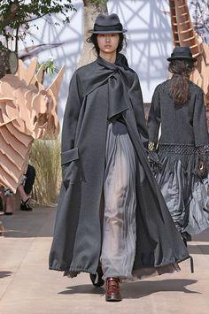 DIOR: Sfilata Haute Couture Autunno-Inverno 2017-18